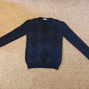 boglioli wool cashmere sweater